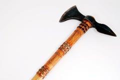 印第安战斧 库存照片