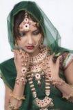 印第安新娘 库存照片