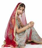 印第安新娘 图库摄影