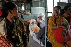 印第安旅途铁路运输 库存照片