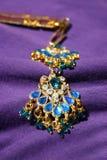 印第安珠宝 免版税库存图片