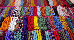 印第安珠宝 免版税库存照片