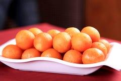 印第安甜点 免版税图库摄影