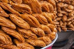 印第安甜点 图库摄影