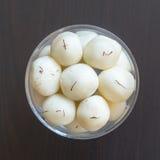 印第安甜点 免版税库存照片