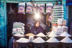 印第安界面 免版税图库摄影