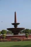 印第安纪念碑 免版税图库摄影