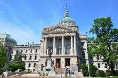 印第安纳州议会议场 图库摄影