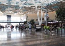 印第安纳波利斯机场 免版税库存照片