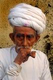 印第安纵向 库存照片