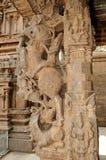 印第安结构 图库摄影