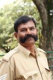 印第安警察 图库摄影