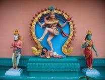 印第安语的具体化 免版税图库摄影
