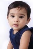 印第安语的婴孩一点 免版税图库摄影