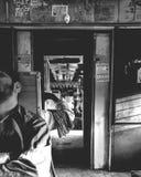 印第安铁路 免版税库存照片