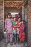 印第安系列 库存照片