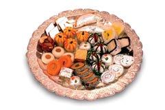 印第安mithai甜点 库存图片