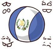 危地马拉国家球 皇族释放例证