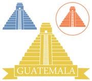 危地马拉 库存图片