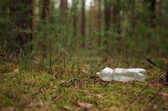 危机生态学环境照片污染 免版税库存照片
