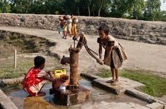 水危机 库存照片