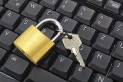 危险互联网 免版税库存图片