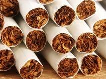 危险烟 免版税库存照片