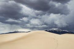 即将来临的风暴 免版税库存图片