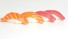 卷射击工作室寿司 免版税库存照片