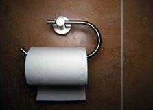 卷洗手间 免版税库存图片