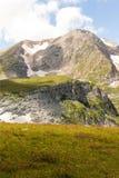 厄尔布鲁士山高加索 库存照片