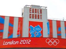 厄尔斯考特,奥林匹亚2012年 图库摄影