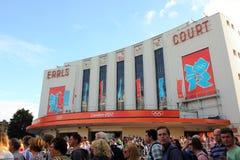 厄尔斯考特,奥林匹亚2012年 免版税库存图片