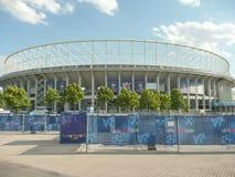 厄恩斯特Happel体育场在维也纳 免版税库存图片