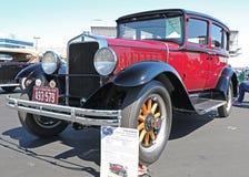 1930年厄斯金汽车 免版税库存照片