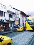 厄瓜多尔运输 免版税库存图片