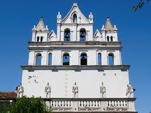 厄瓜多尔,在Cuenca市的视图 库存图片
