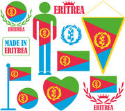 厄立特里亚 免版税库存照片