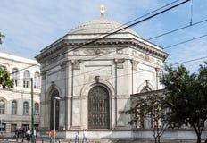 历史修造的伊斯坦布尔土耳其 免版税库存图片