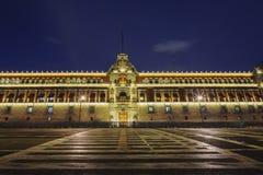 历史全国宫殿 免版税库存照片