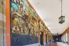 历史全国宫殿 免版税图库摄影