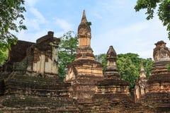 历史公园,泰国 免版税库存图片