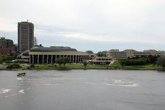 历史加拿大博物馆  免版税库存照片