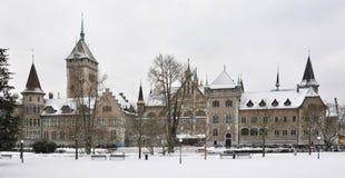 历史博物馆国民瑞士 免版税库存图片