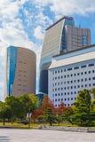 历史博物馆的大阪,日本 免版税图库摄影