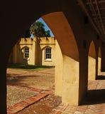 历史博物馆Beaufort南卡罗来纳 免版税库存照片