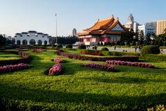 历史台北市中心 库存图片