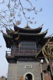 历史大厦在Wuzhen镇,浙江,中国 免版税库存图片