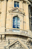 历史大厦窗口 库存照片