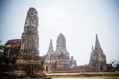 历史寺庙 库存图片